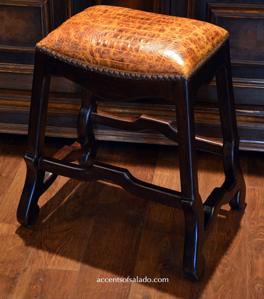 This Saddle Stool Is Available In Counter Or Bar Height Solid