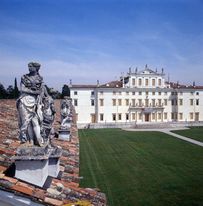 Villa Manin eighteen hectares of history, parks, and art