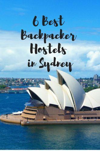 6 of the Best Backpacker Hostels in Sydney - Global Gallivanting Travel Blog