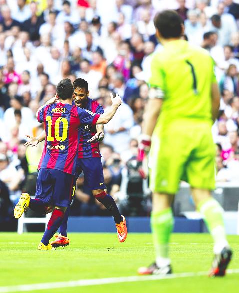 Messi & Neymar Football soccer, Real madrid, Neymar