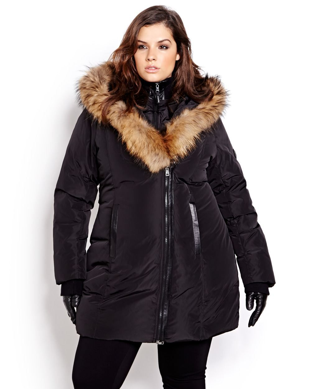 928975b384d Ookpik Down Coat. This chic Ookpik down coat will keep you ...