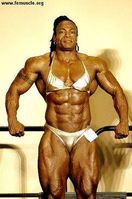 Renee Toney | Female Bodybuilders | Pinterest