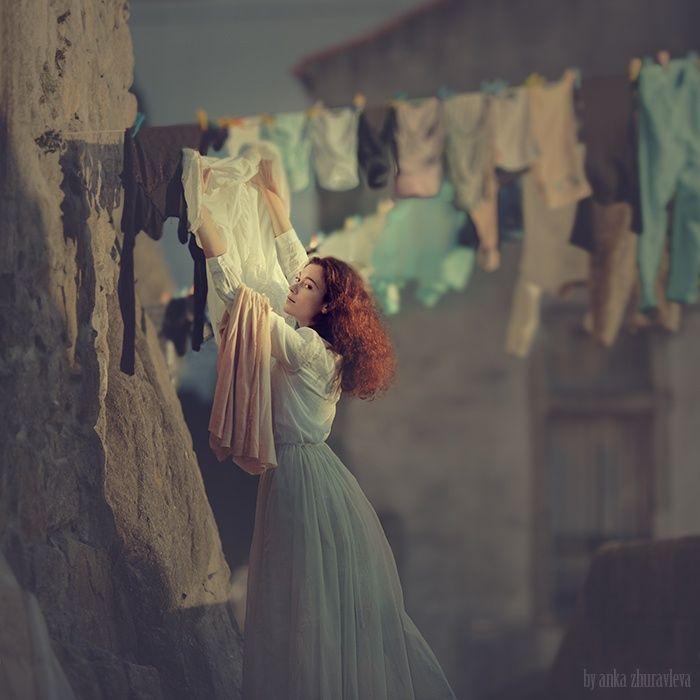 Laundry by Anka Zhuravleva on 500px