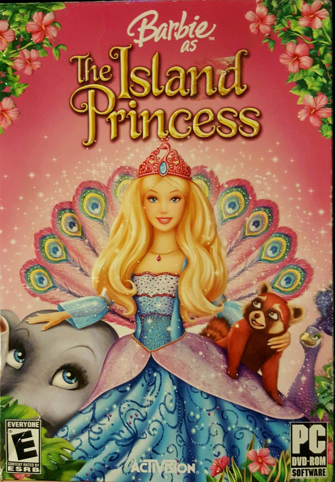 Barbie The Island Princess Pc Game Barbie Movies Princess