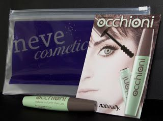 Kris Makeup Special Effects: Mascara Occhioni by Neve Cosmetics