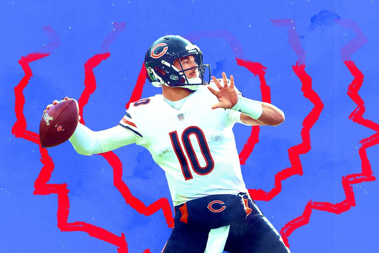 How the Bears unlocked the real Mitchell Trubisky All