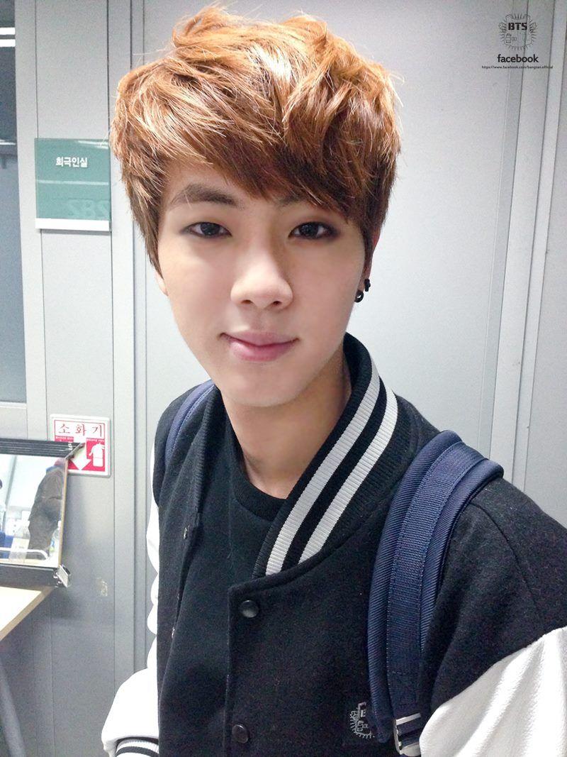 방탄소년단 진 (BTS Jin) on 131117