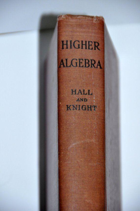 Hall Knight Algebra Pdf