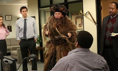 Dwight Christmas.The Office Dwight Christmas Dwight The Office