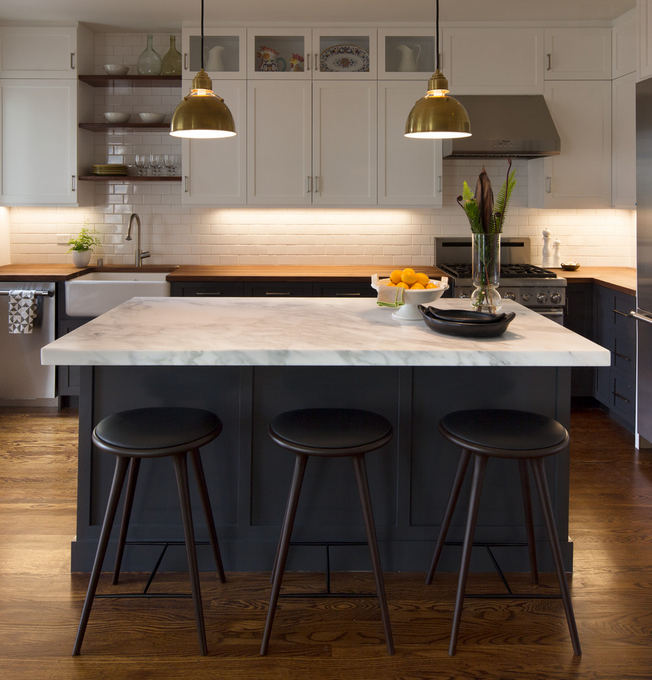 id es pour la cuisine tendance 2018 d corations home. Black Bedroom Furniture Sets. Home Design Ideas