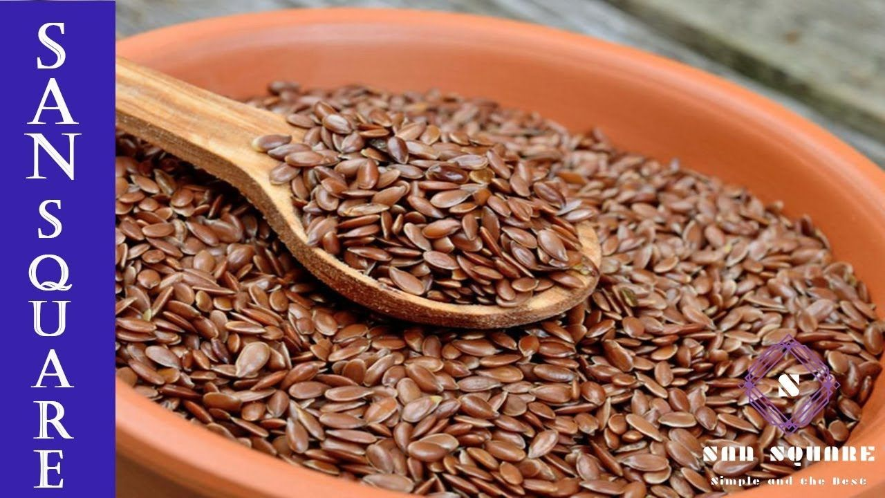 Flax seed gel preparation and how to make night cream and