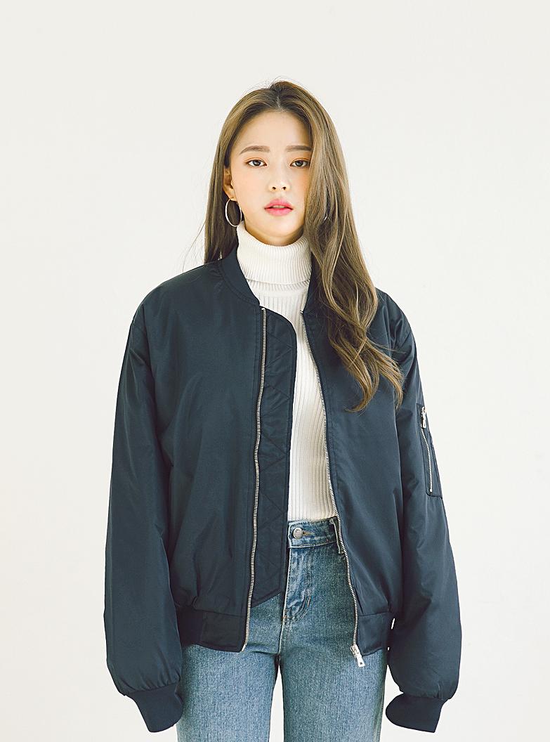 Blue Korean for the winter 88