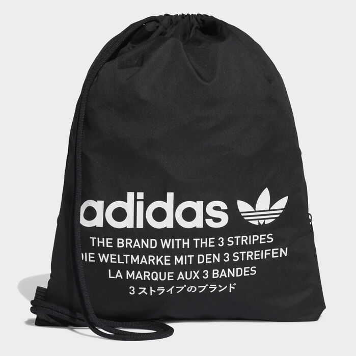 712e1ee08e adidas NMD Gym Sack Black Mens in 2019 | Products | Adidas nmd ...