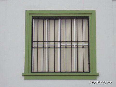foto de diseños rejas para ventanas modernas | like home