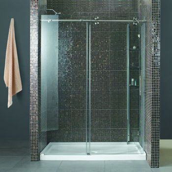 costco madison shower 10 mm tempered glass reversible door tub replacement