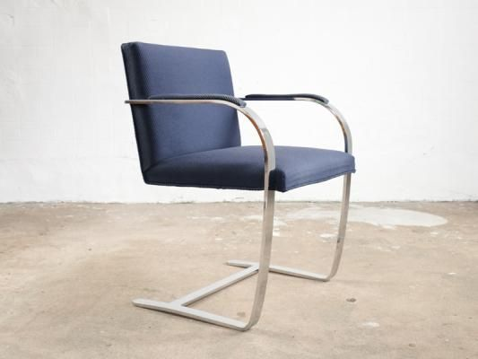 BRNO Chairs By Ludwig Mies Van Der Rohe For Knoll International, 1980s, Set  Of 6 1   Design Chairs, Sofas, Benches And Stools   Pinterest   Ludwig Mies  Van ...