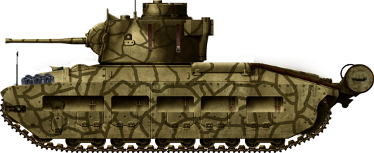 Matilda  Infantry Tank Mark Ii