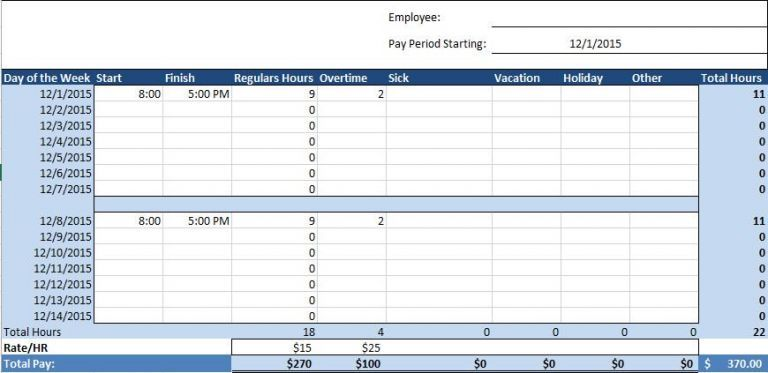 10 top excel templates for human resources free download