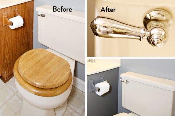 How To Replace A Toilet Handle For The Home Toilet New Toilet