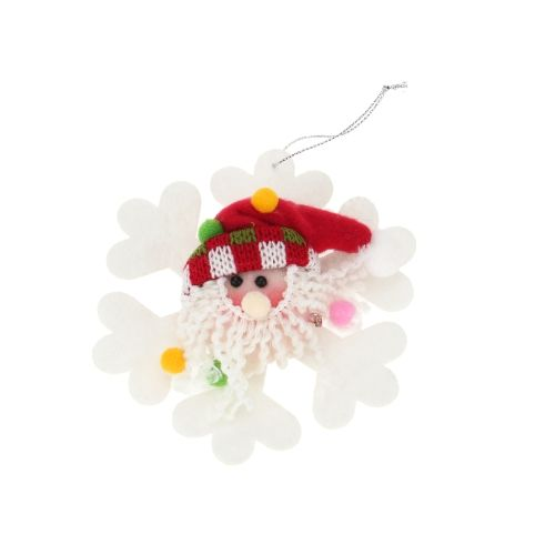 Hot Sale New Style Christmas Products Oldman Snowman Hanging Pieces - christmas decorations sale