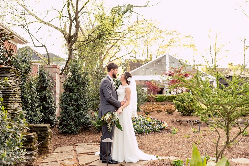Athens, GA Wedding at the HardemanSams Estate Shari