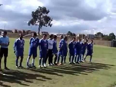 Club Deportivo Los Millonarios Partido de Veteranos en Timiza.  MILLONAR...