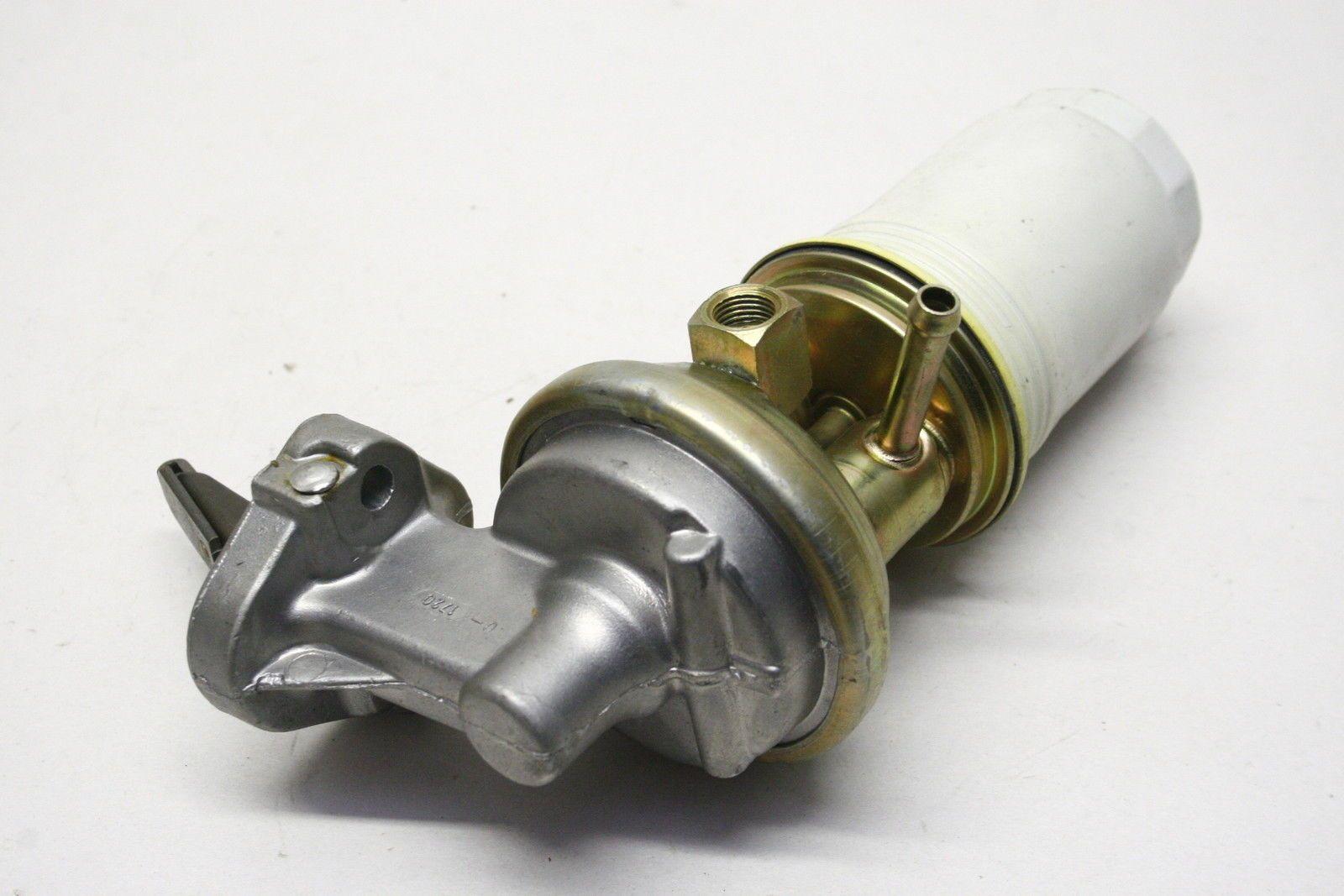 1963 ford galaxie parts ebay - Carter Fuel Pump 1963 1964 1965 1966 1967 Ford Mercury 6 Cylinder 4004s Ebay