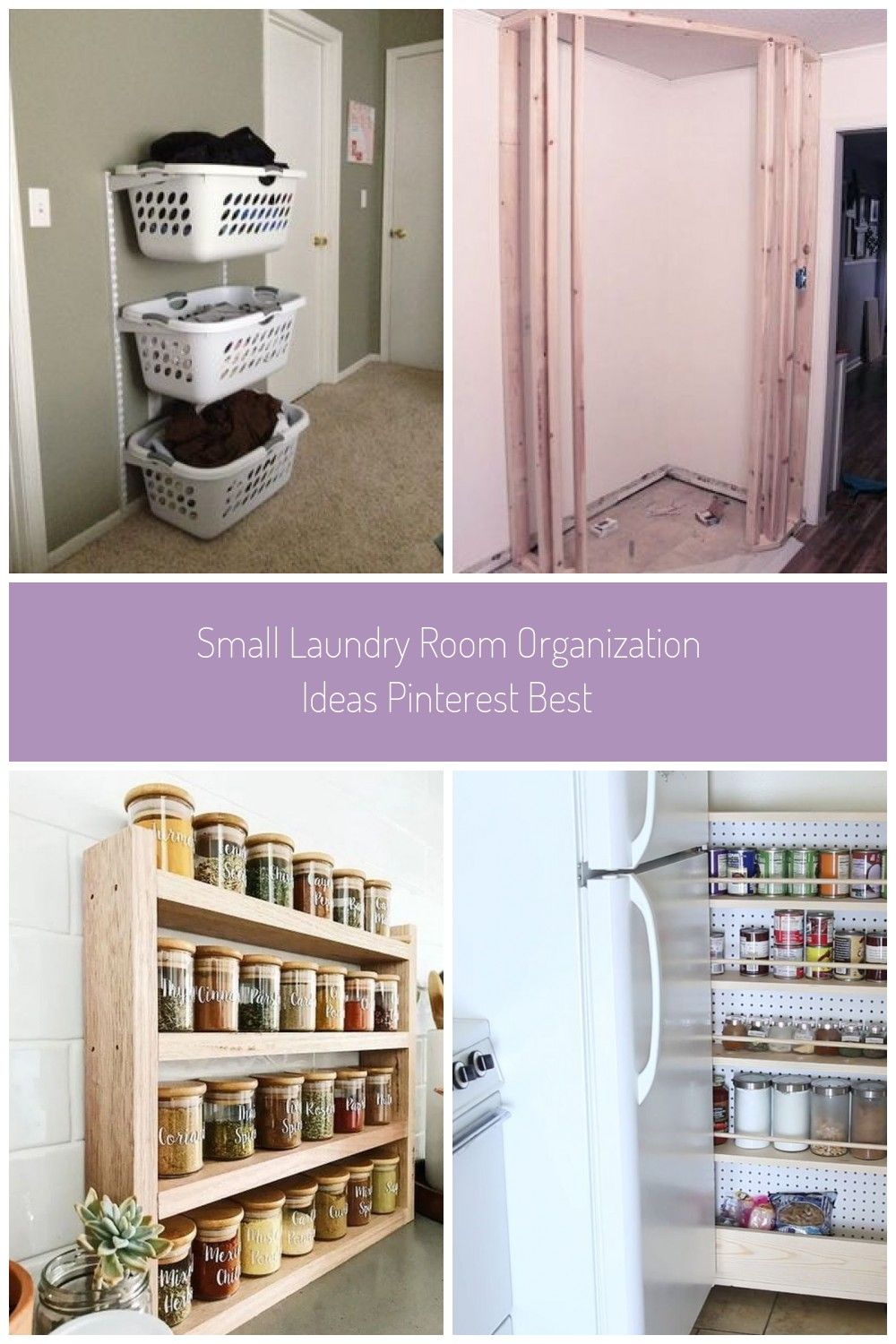 You Will Love These Small Laundry Room Organization Ideas And We Have Included A Video That Inclu In 2020 Waschkuchenorganisation Kitchen Organizing Dollar Store Hacks
