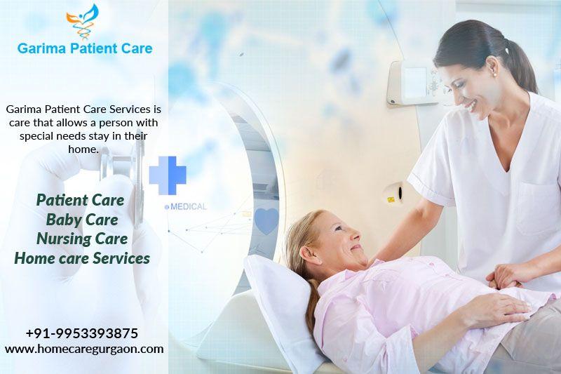 GarimaPatientCare services provides the best NursingCare