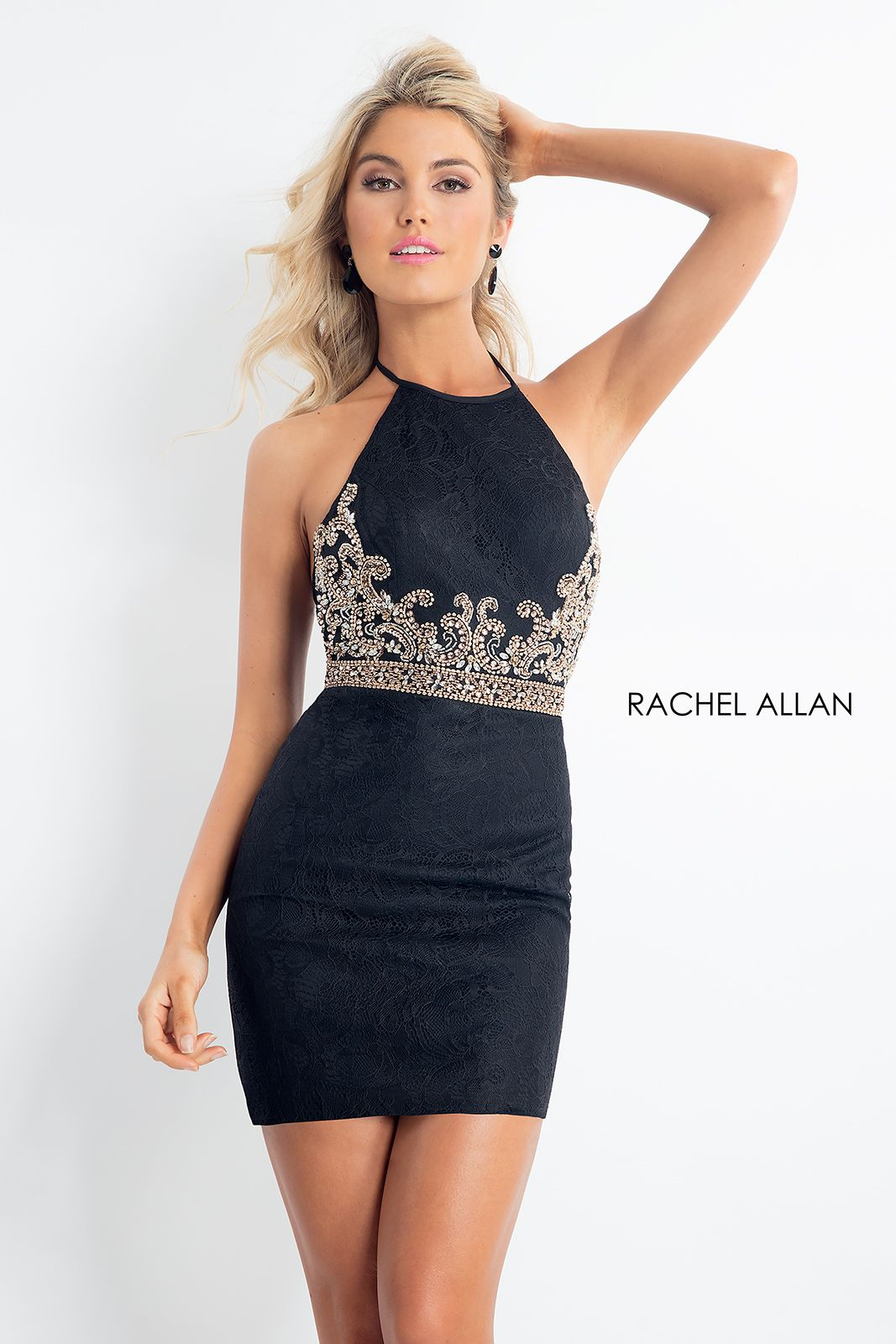 5f96ddb109e Homecoming Dress  4611 in Black  homecomingdress  lace