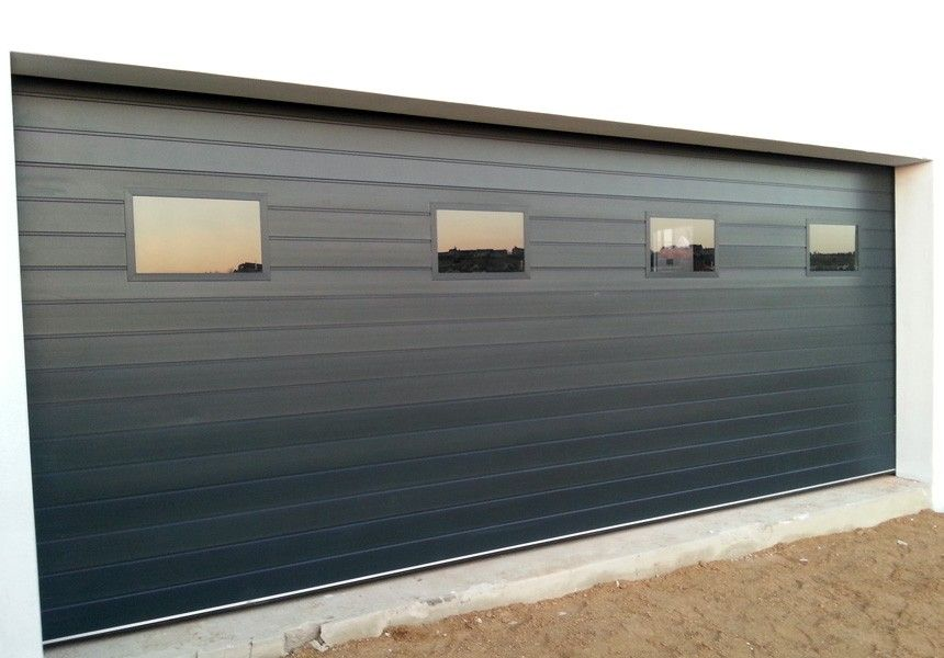 aluminium-double-windows-charcoal | Garage Ideas | Pinterest ...