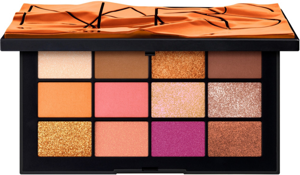 Nars Afterglow Eyeshadow Palette Is A Limited Edition Eyeshadow Palette Featuring 12 Versatile Shades In Mat Eyeshadow Eyeshadow Palette Best Eyeshadow Palette