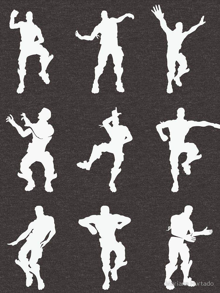 Fortnite Floss Dance Svg
