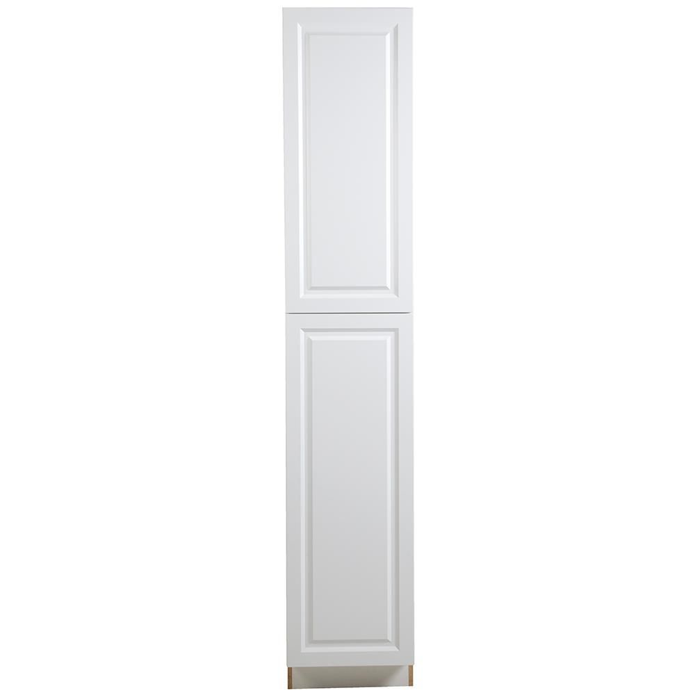 Best Hampton Bay Benton Assembled 18X96X24 In Pantry Cabinet 400 x 300