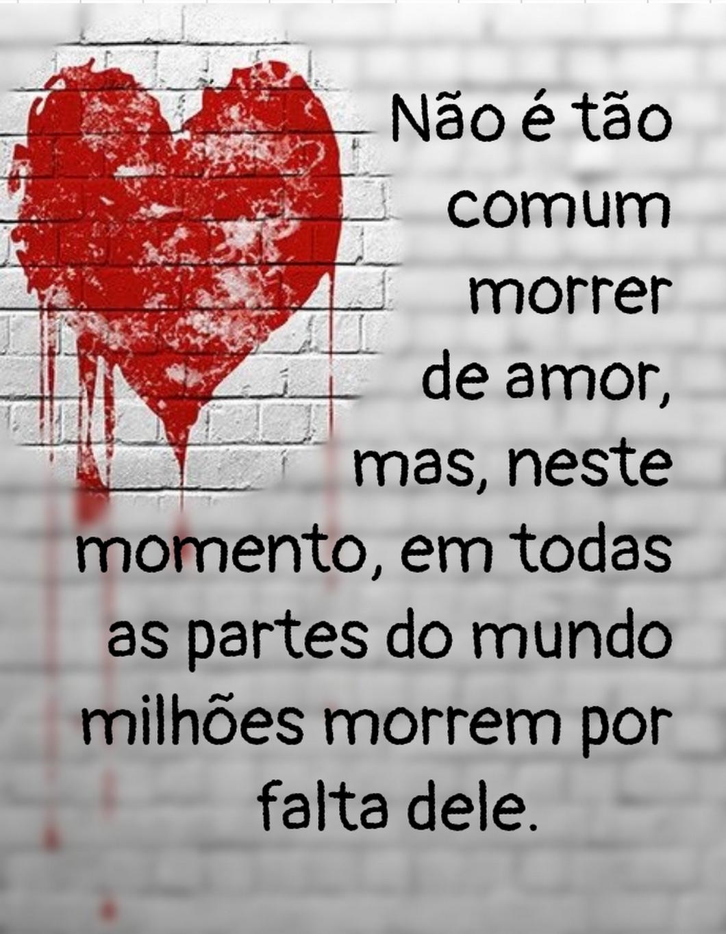 Triste Mas E Verdade Muito Amor Virtual Pouco Amor Real Maria