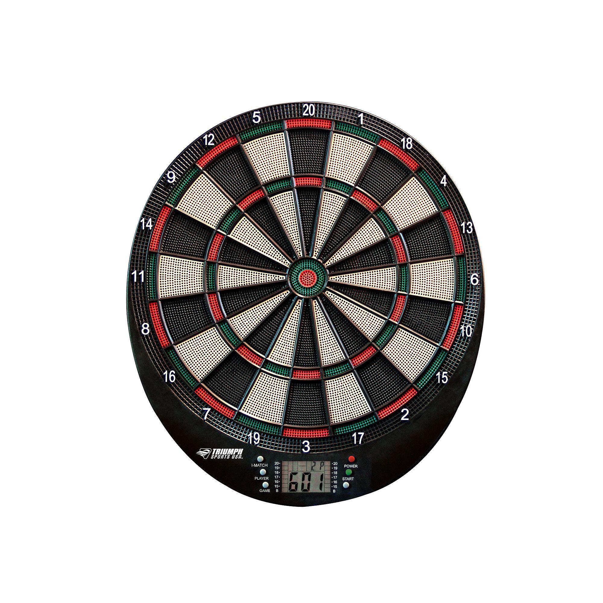 "Triumph Sports USA ""Sparx"" Electronic Dartboard"