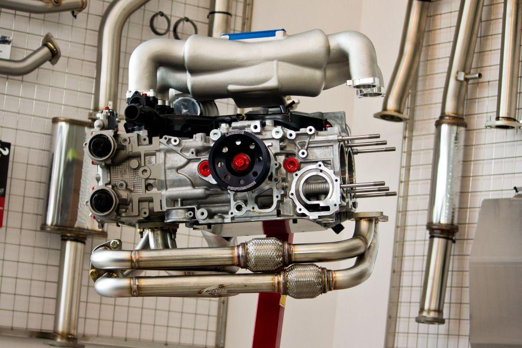 AK series : la série de moteurs forgés signé Lachute Performance