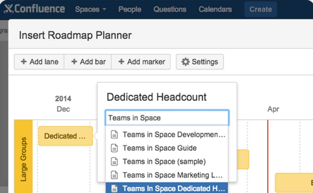 Confluence Roadmap Planner Confluence Pinterest Software - Roadmap planner