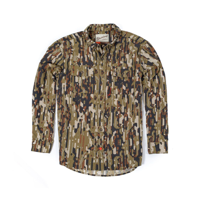Midweight Shirt Early Season Woodland Hunting shirts