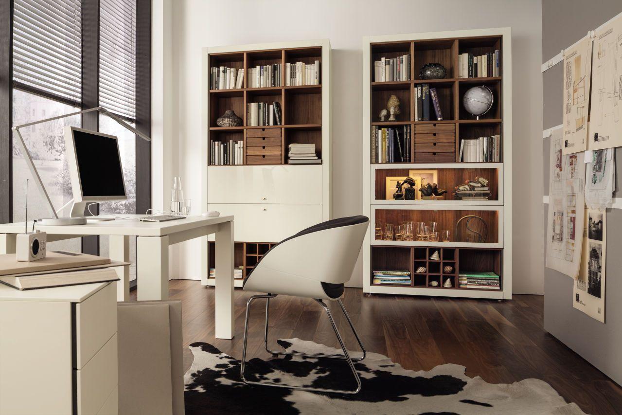 Design Arbeitszimmer ~ Homeoffice huelsta hülsta arbeitszimmer
