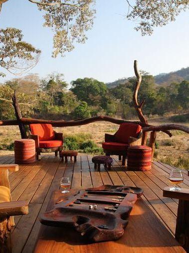 Kitich Camp - Matthews Mountain Range, Kenya tipos de terrazas