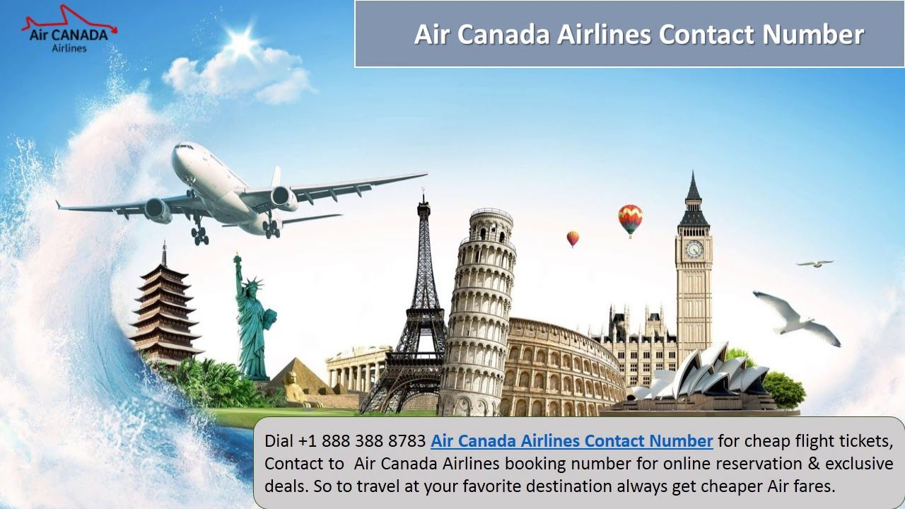 Get Instant Air Canada Airlines Information Call Now +1