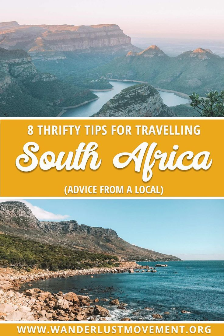 8 of the Best Insider Tips for Travelling South Africa on