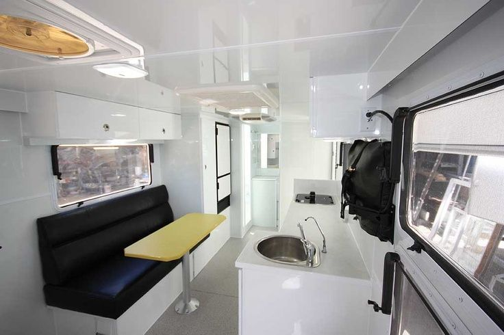 vintage caravan modern interior - Google Search | An Old Spritely ...
