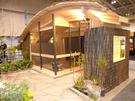 How to make a tiny shed feel like a luxury addition for Luxury garden sheds