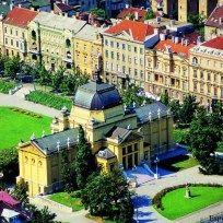Art Pavillion In Zagreb City Of Zagreb Pavillion House Styles