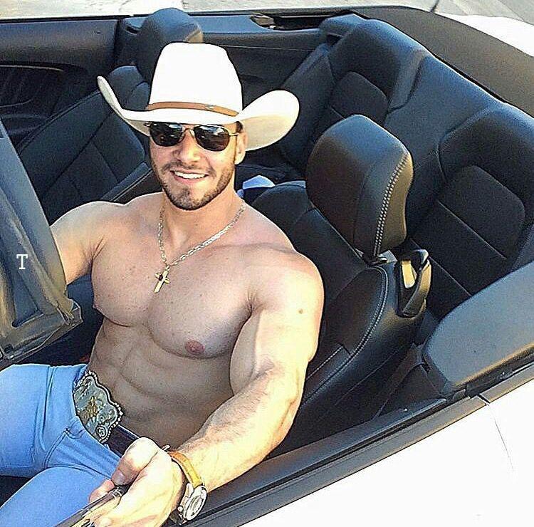 Gay asian cowboy style