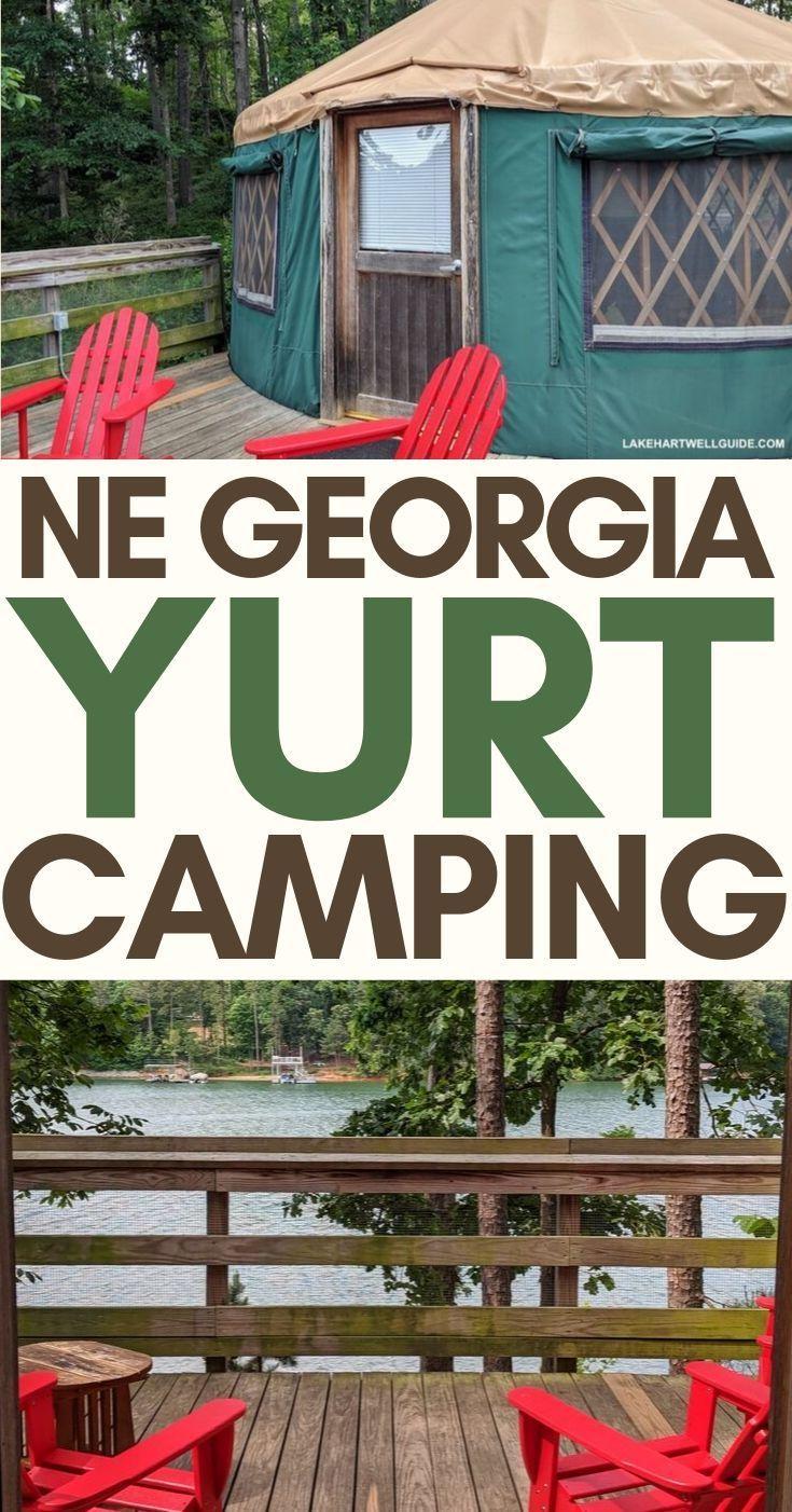 Photo of Yurt Camping – Staying Inside A Yurt – Glamping – Travel Destinations Georgia – …