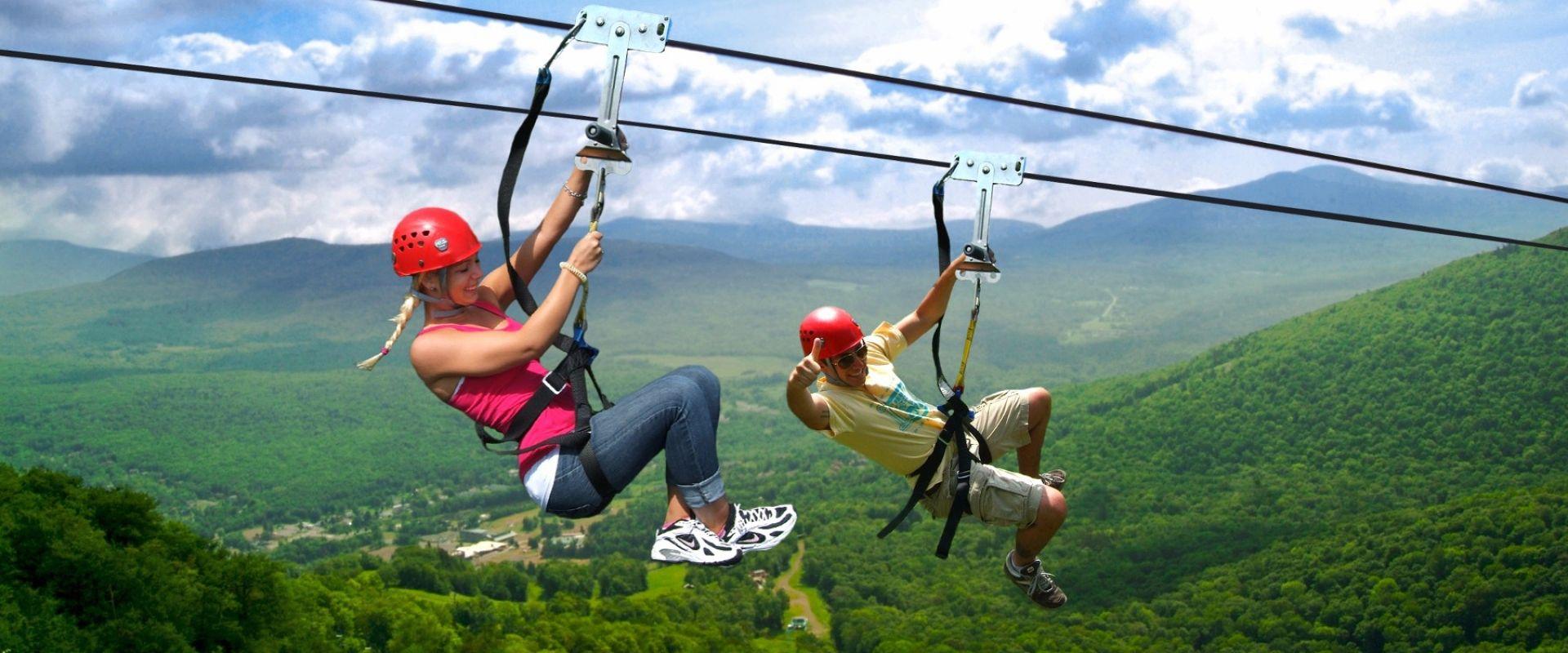 Hunter Mountain Zip Line America S Longest Zip Line 2 Hours From Nyc Ziplining Day Trip To Nyc Zipline Adventure