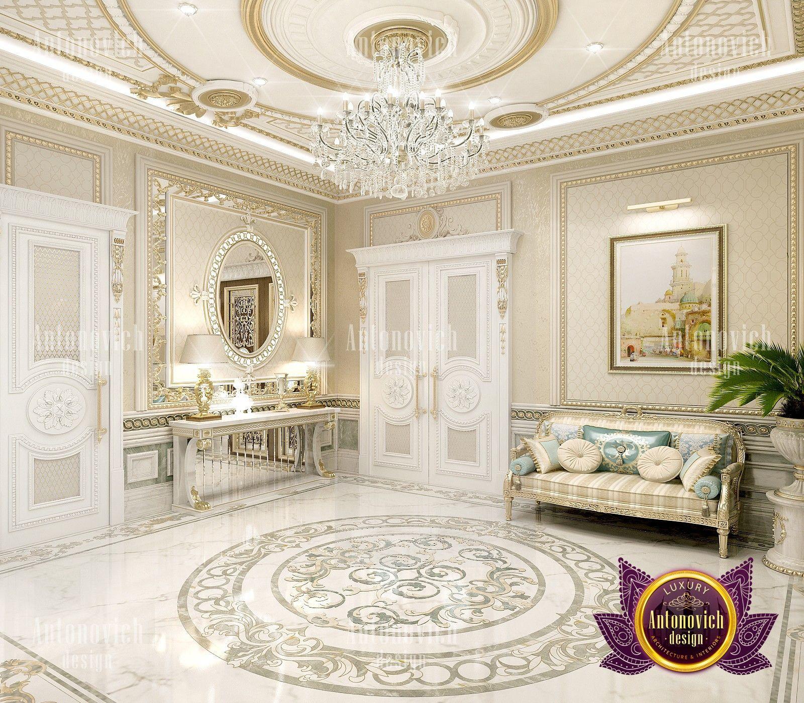 Pin By Luxury Antonovich Design On Halls From Antonovich